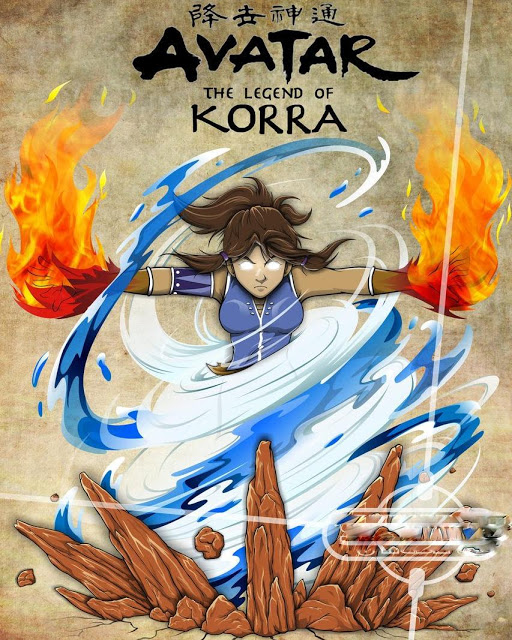 Titulo Avatar A Lenda De Korra Genero Acao Drama Fantasy Luta N